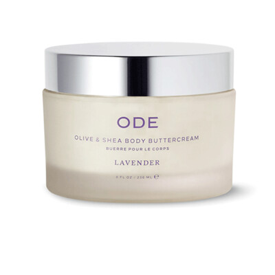 Ode Lavender Olive & Shea Body Butter Cream