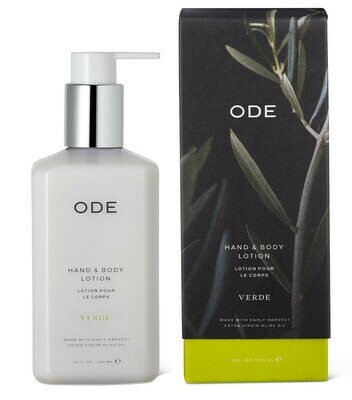 Ode Verde Lotion Boxed - 10oz