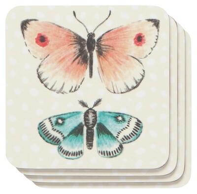 Fly Away SO/4 Coasters