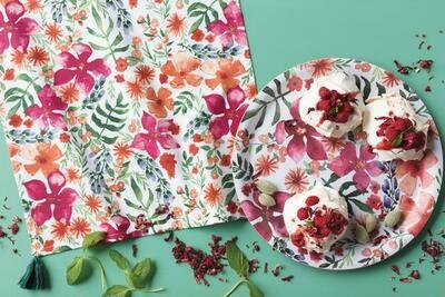 Botanica Print Tea Towel
