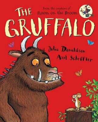 The Gruffalo - Donaldson - PB