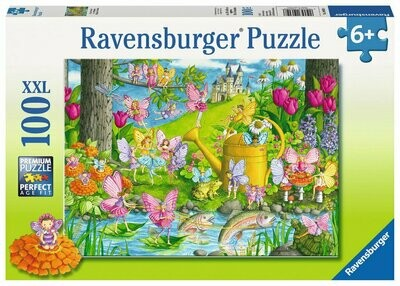 10602 Fairy Playland 100pc Puzzle - Ravensburger