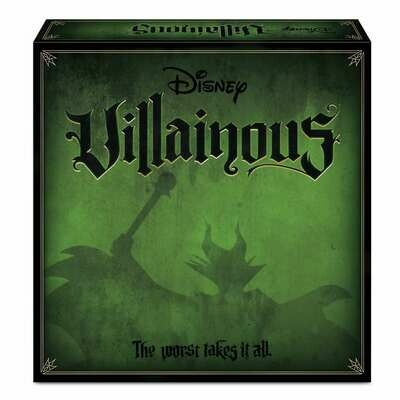 Disney Villainous Game - Ravensburger