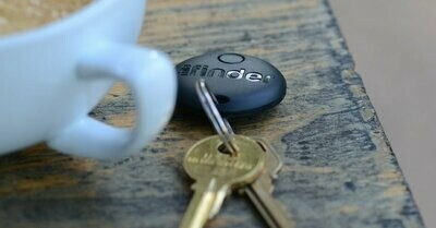 Mila Key Finder - Black