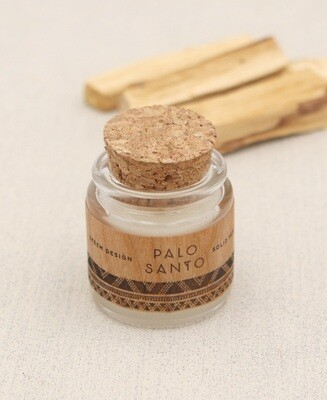 SALE: Palo Santo Solid Perfume - org. $18