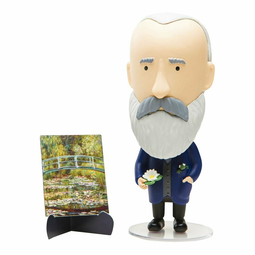SALE: Claude Monet - Art History Hero - org. $35.00
