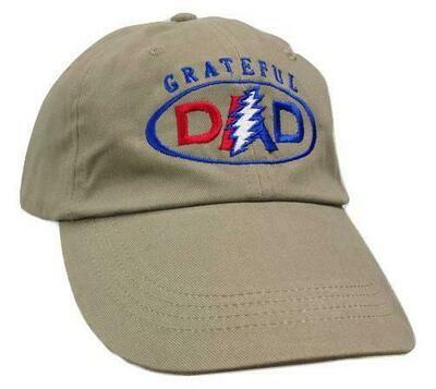 Grateful Dad Hat - Sundog