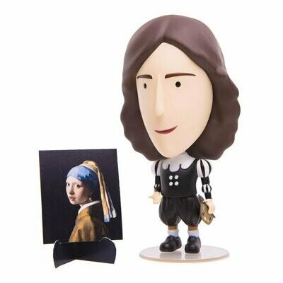 SALE: Johannes Vermeer - Art History Hero - org. $35.00