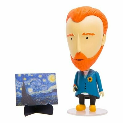 SALE: Vincent van Gogh - Art History Hero - org. $35.00