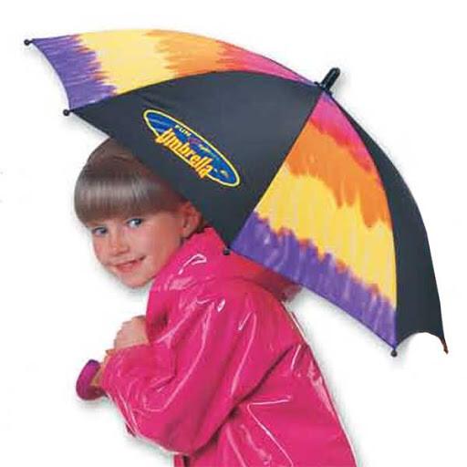 SALE: Tie-Dye Umbrella - Saturnian - org. $12