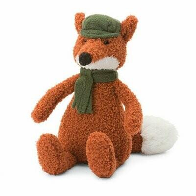 Jellycat Freddie Fox Toy Plush