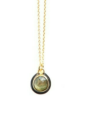 Fair Anita Tourmaline Medley Necklace