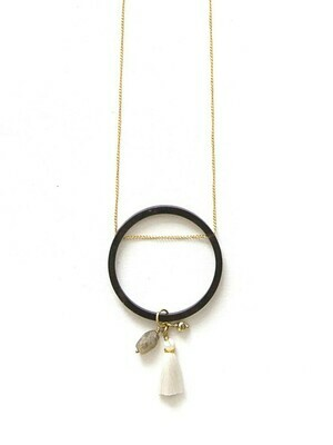 Fair Anita Falling Star Necklace
