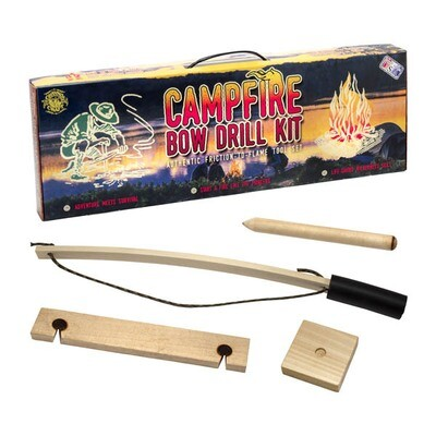 SALE: Campfire Bow Drill Kit - org. $29.99