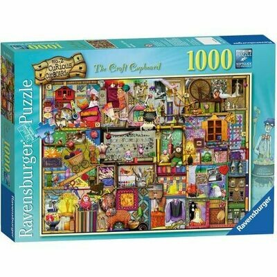 194124 The Craft Cupboard 1000pc Puzzle