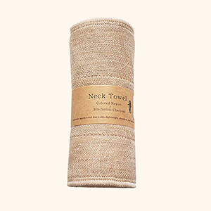 SALE: Gym Neck Towel - Natural Persimmon - org. $14.95