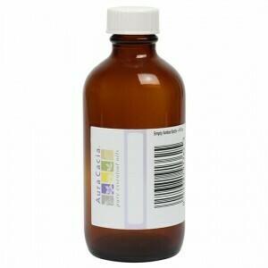 Aura Cacia Amber Bottle - 4 oz.