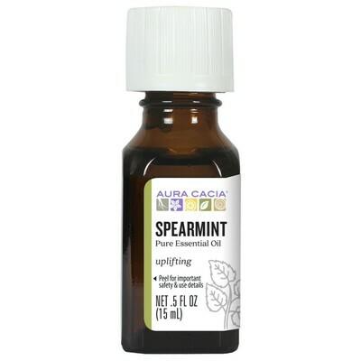 Essential Oil Spearmint .5oz