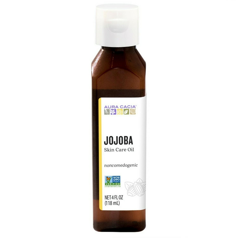 SALE: Aura Cacia Body Oil Jojoba - org. $16.99