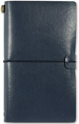 PPP Voyager Notebook - Midnight Blue