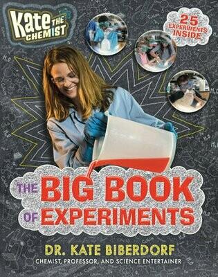 The Big Book Of Experiments Biberdorf