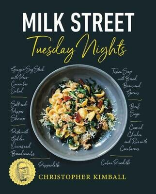 Milk Street Tuesday Nights - Kimball