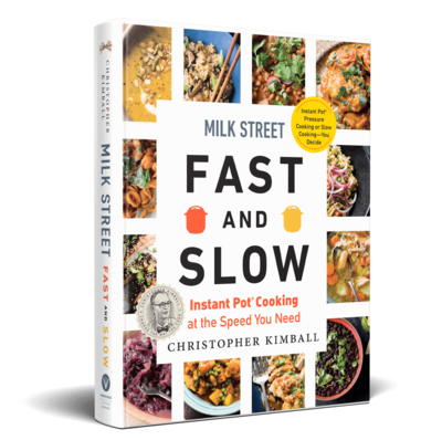 Fast and Slow: Instant Pot Cooking - Kimball - HC