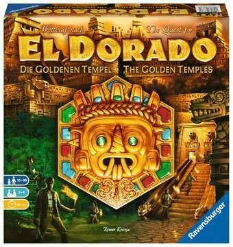 The Quest for Eldorado The Golden Temple