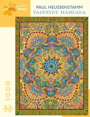 Paul Heussenstamm: Tapestry Mandala 1000pc Puzzle