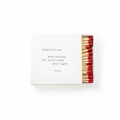 Match Box - Beautiful One - Sugarboo