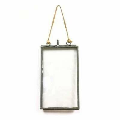 /BOX/ Vertical  Zinc Finish 365 Frame - 3x5 - Sugarboo