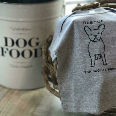 Rescue is My Favorite Breed Sm T-Shirt