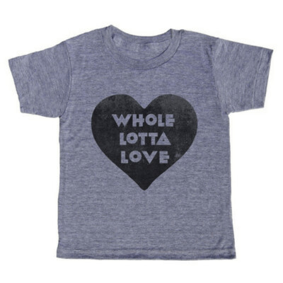 Whole Lotta Love Size 2 Baby Tee