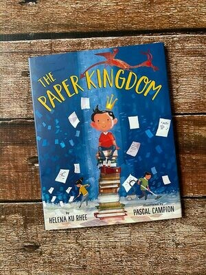 The Paper Kingdom - Rhee/Campion - Hard Cover