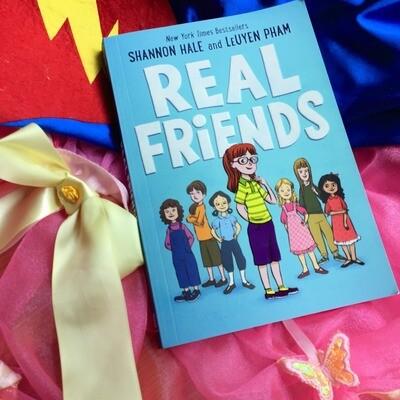 Real Friends - Hale/Pham - PB/GN