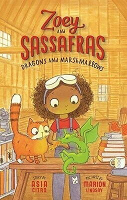 Zoey and Sassafras: Dragons and Marshmallows #1 - Citro/Lindsay - PB