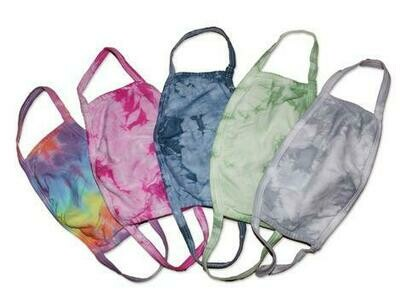 Tie-Dye Masks