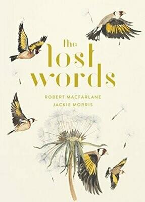 The Lost Words - Macfarlane/Morris - HC