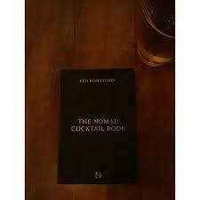 The Nomad Cocktail Book - Robitschek - HC