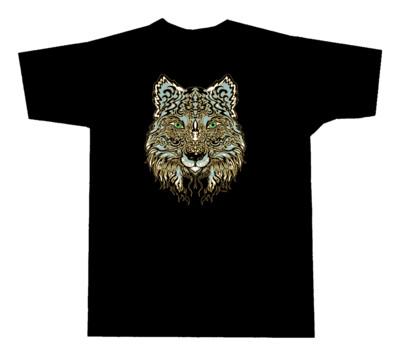 HL Wolf Med T-Shirt