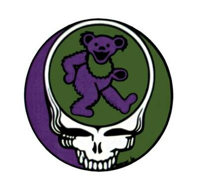 Steal Your Bear Window Sticker