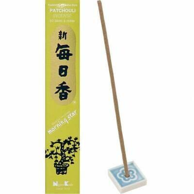 Patchouli 50stx Morning Star Incense