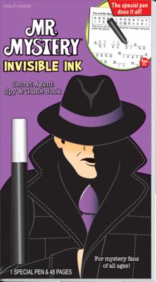 Mr. Mystery (Purple) Invisible Ink - Magic Pen