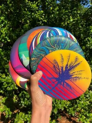 Waboba Wingman Retro Palm Disc