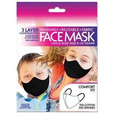 Shawshank Fabric Face Mask - Kids