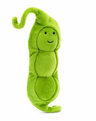 Jellycat Vivacious Vegetable Pea Plush