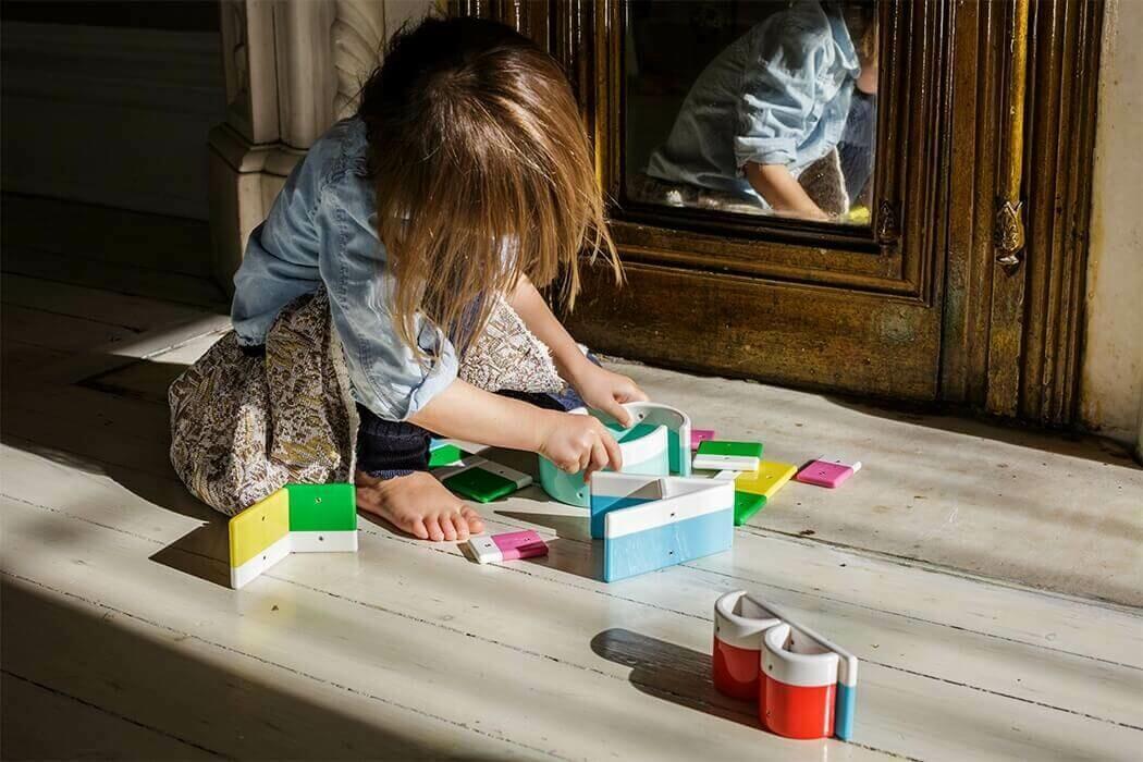 SALE: Alphabuild - Letter Building Set