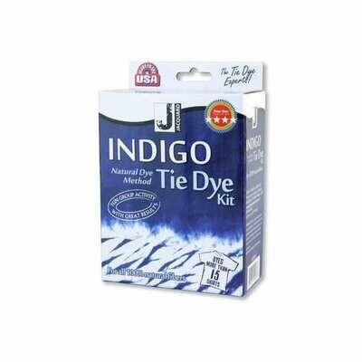 Jacquard Indigo Tie-Dye Kit