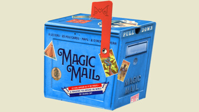 SALE: Magic Mail - Jay - Box - org. $19.99
