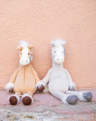 Jellycat Pony Biscuit Med